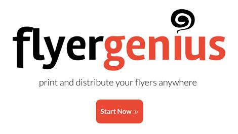 FlyerGenius logo