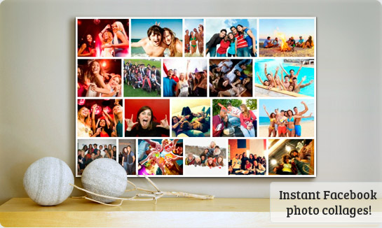 free online photo collage templates - collage maker easy to use templates postermywall