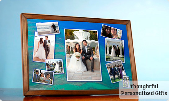 wedding photo collages picture