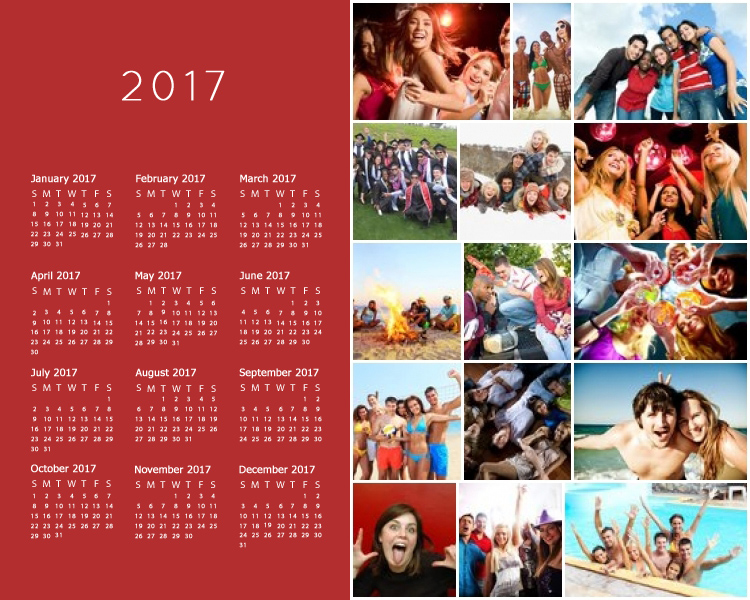 Calendar Poster Maker : Learn to make posters flyers in minutes postermywall
